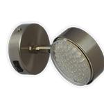 Накладные светильники GX53