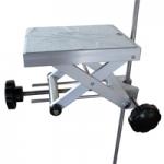 Столик подъемный ПЭ-2430 для крепления на штативе