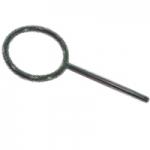 Кольцо держатель для штатива ПЭ-2700 без крепежа