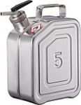 Канистры с автоматическим замыкающим дозатором  5л.